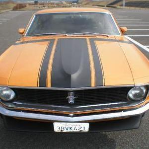 FORD MUSTANG MACH1 (BOSS302 CLONE)のサムネイル