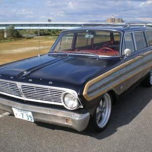FORD FALCON SQUIRE WAGONのサムネイル