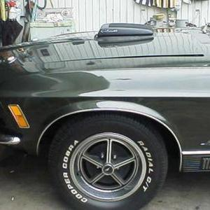 FORD MUSTANG MACH1のサムネイル