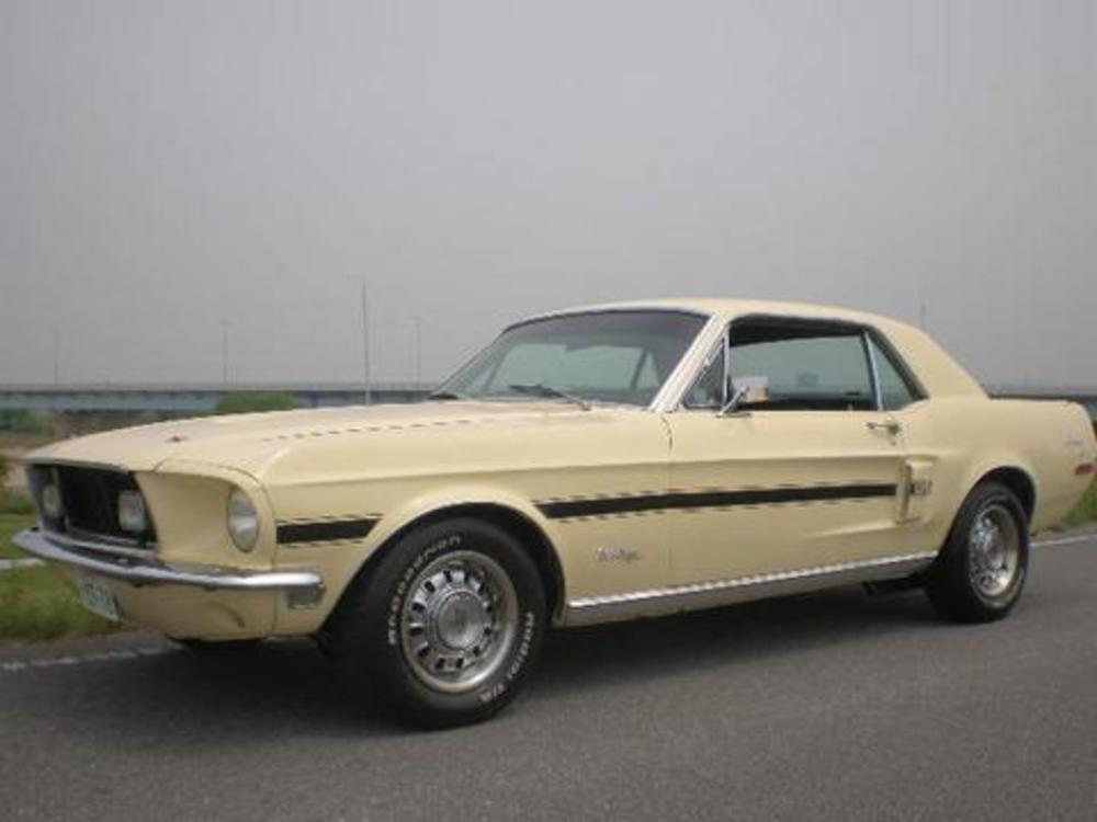 FORD MUSTANG COUPE GT/CSのサムネイル