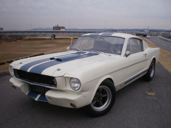 FORD MUSTANG SHELBY GT350R CLONE