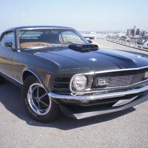 FORD MUSTANG MACH1 428 COBRA JETのサムネイル