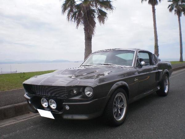 "FORD MUSTANG GT500E ""ELEANOR"""