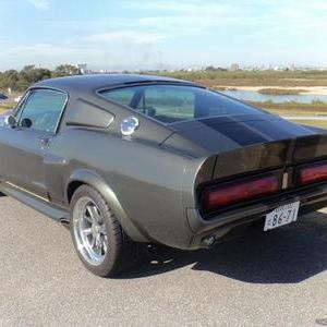 "FORD MUSTANG GT500E ""ELEANOR""のサムネイル"