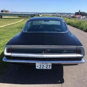 PLYMOUTH BARRACUDAのサムネイル