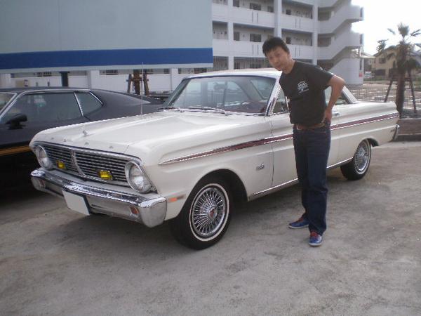 愛知県安城市 神谷様 1965 Falcon Futura
