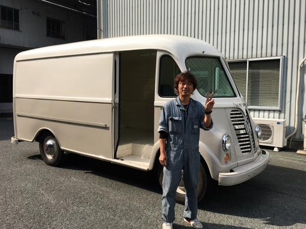 愛知県田原市 松井様 1965 International Metro Vanのサムネイル