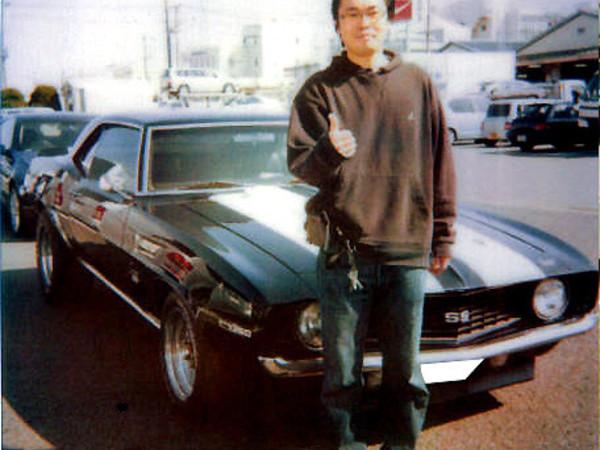 千葉県香取郡 高木様 1969 Camaro