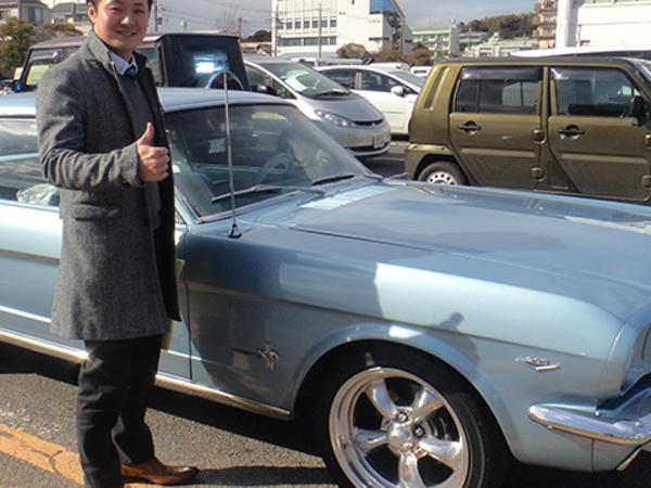 神奈川県横浜市 伊藤様 1966 Mustang Coupe