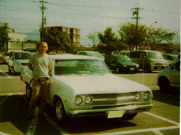 長野県 森沢様 1965  Chevelle Coupe