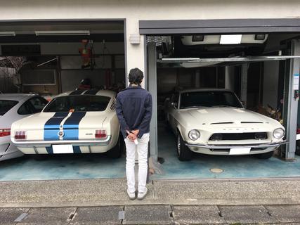 京都府京都市 河村様 1968 Shelby GT-350