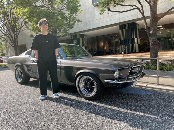 東京都港区 K様 1967 Mustang Fastbackのサムネイル