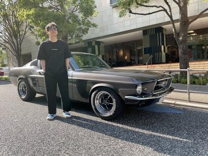 東京都港区 K様 1967 Mustang Fastback